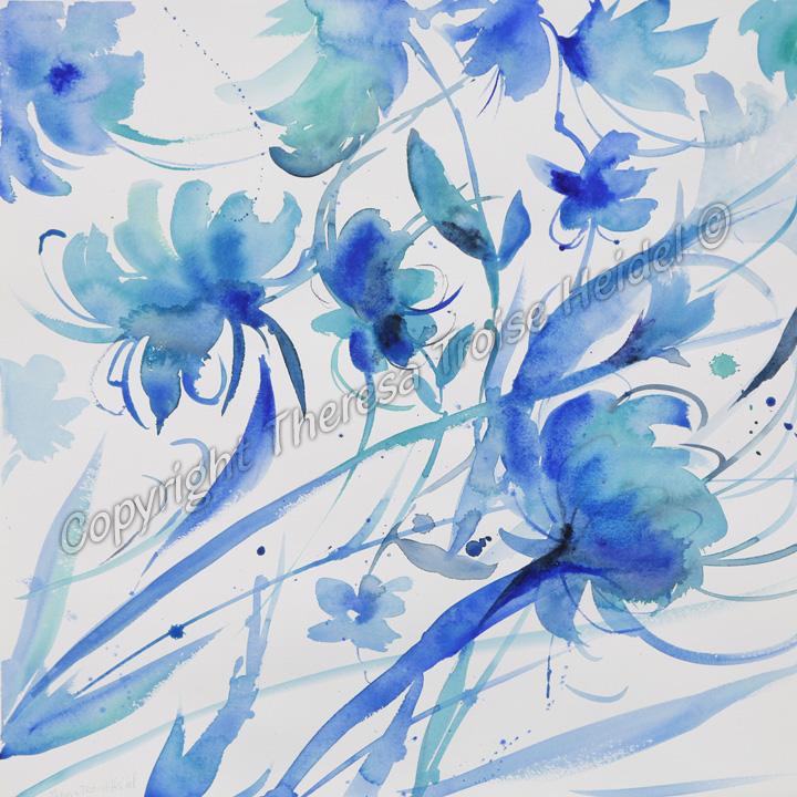 Blue-Flowers-VI-©