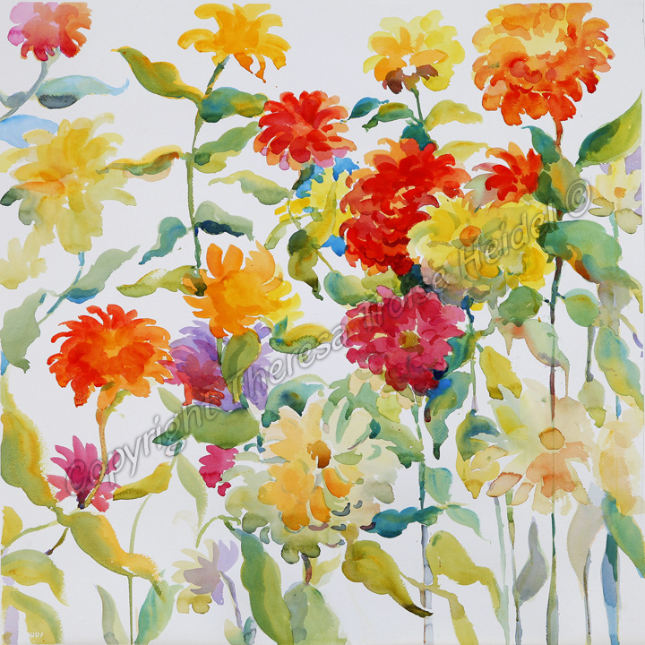 Zinnias-Painted-from-Life-I-New-Florals