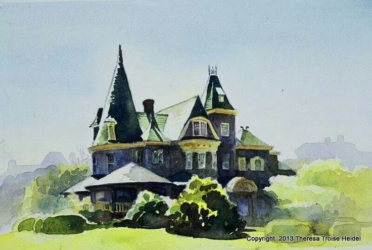 Spring-Lake-Victorian-House-Portraits