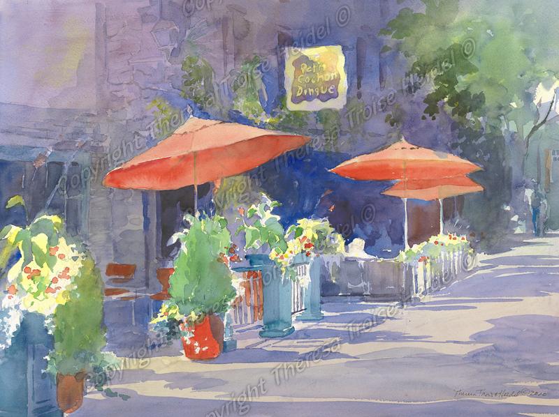 Cafe-Quebec-City
