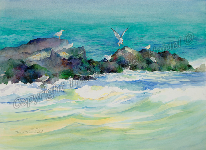 Turquoise-Surf-New-Paintings-Sold