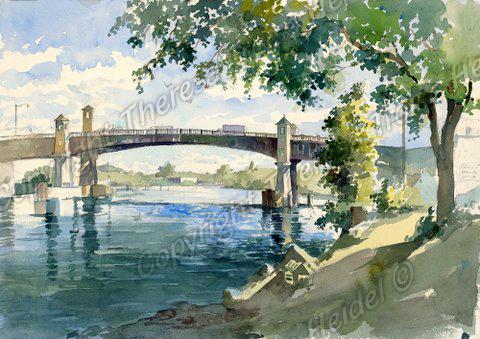 Hackensack-River-Bridge