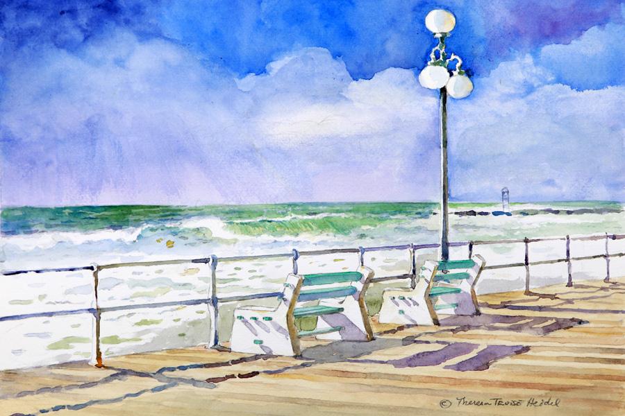 Theresa Heidel's Watercolor