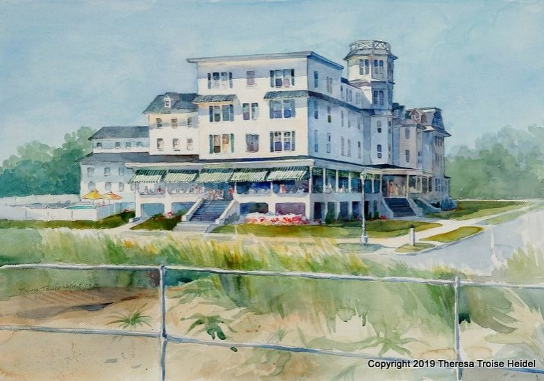 Breakers Hotel in Spring Lake, NJ